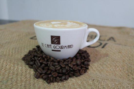 Café Gourmand : Notre café