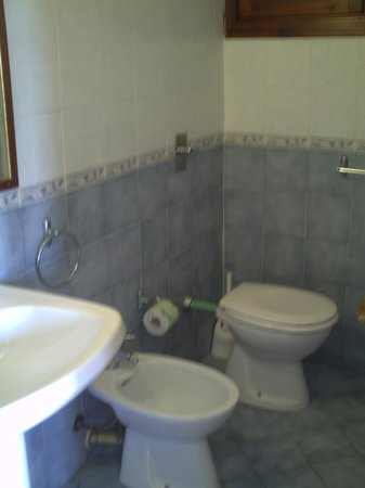 Residence Kamarina : bagno