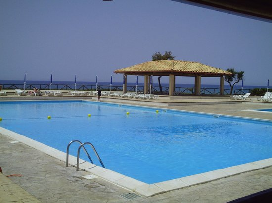 Residence Kamarina : piscina