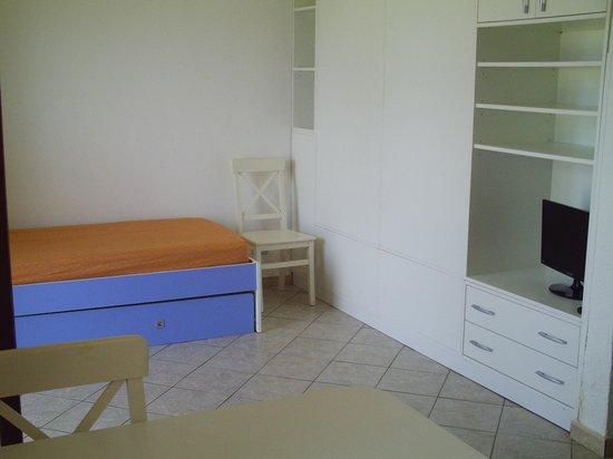 Residence Kamarina : soggiorno
