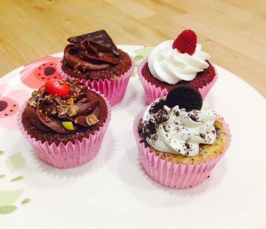 Spirito Cupcakes & Coffee: Cupcakes!