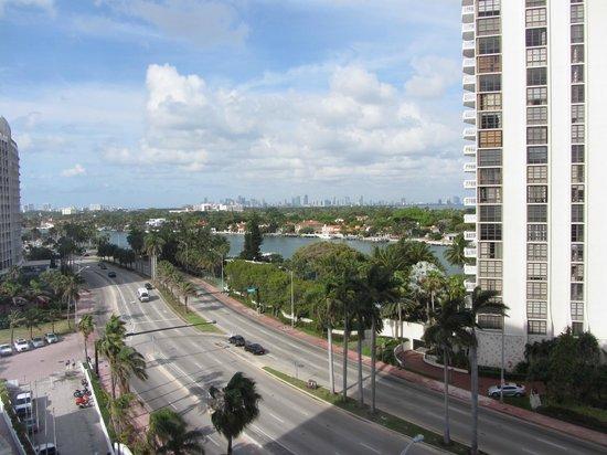 Costa Galana Miami: Vista desde la habitacion