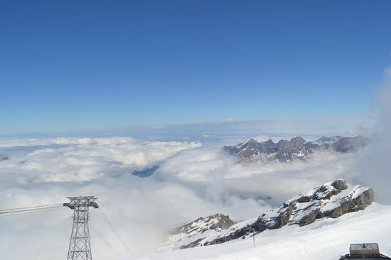 Mount Titlis: Awesome view