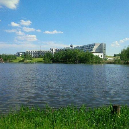 Vilnius Grand Resort: View of Hotel