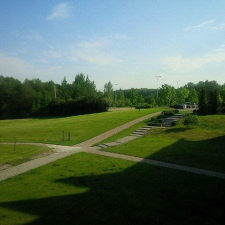 Vilnius Grand Resort: Hotel grounds