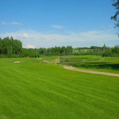 Vilnius Grand Resort: Hole #1 - The V Club