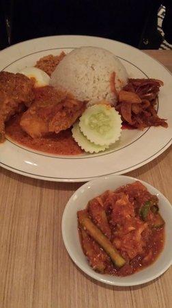 Madam Kwan's: Nasi Lemak