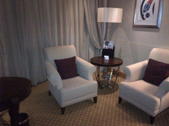 JW Marriott Hotel Ankara : Dinleme kosesi
