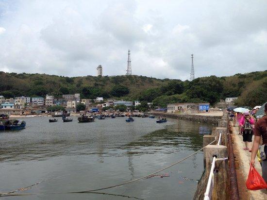 Beihai Weizhou Island : Weizhou Port