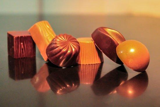 Café Gourmand : Chocolats de Pâques