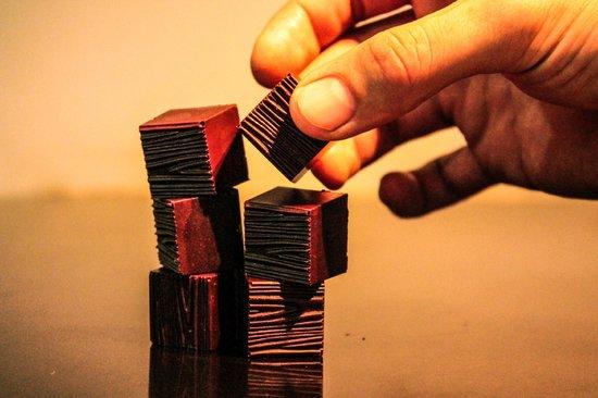 Café Gourmand : Nouvelle collection de chocolats