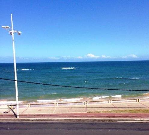 Hotel Verdemar : Vista para o mar
