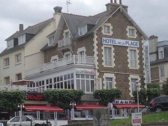 Hotel de la Plage : The Hotel