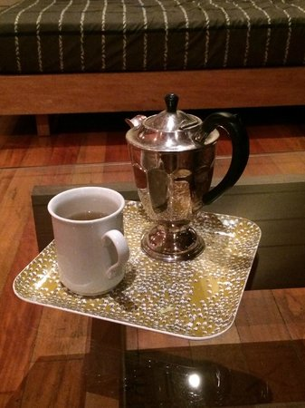 Hamadryade Lodge: le raffinement du tea time