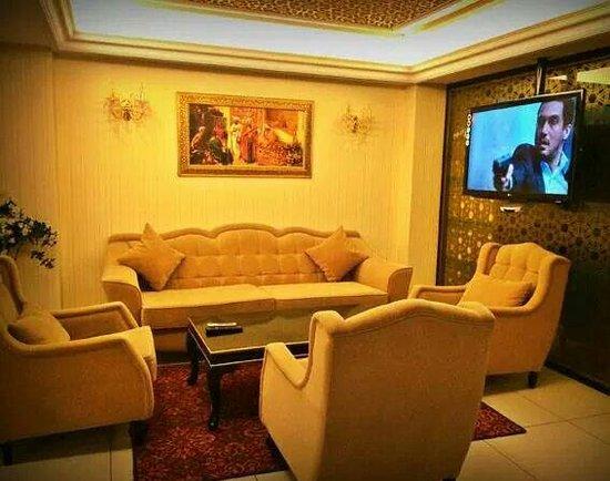 Ayasultan Hotel: Lobby