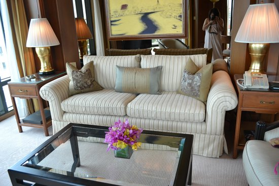 The Peninsula Bangkok: お部屋