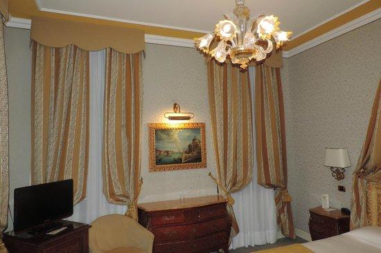 Hotel Ca' dei Conti : Habitación