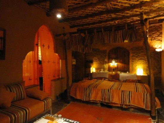 Kasbah Hotel Xaluca Arfoud : Otel odası
