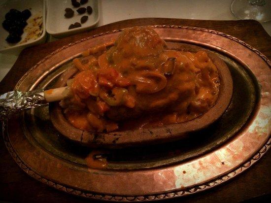 istanbul anatolia cafe and restaurant: Lamb