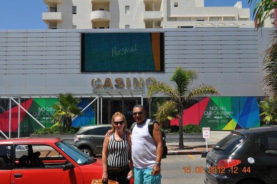 Los Dedos Playa Brava: ruas de punta