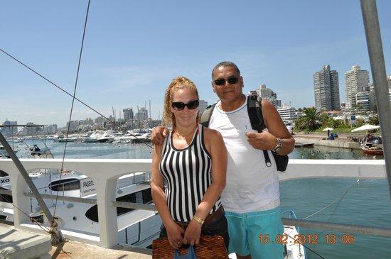 Los Dedos Playa Brava: cais du ponta