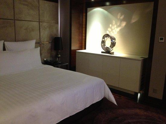 Hilton Shanghai Hongqiao: Bedroom