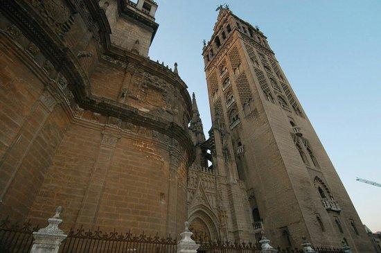 Torre Giralda : La giralda de sevilla