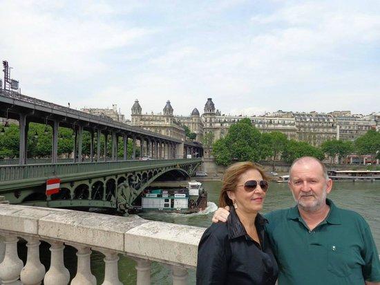 Paris Trip : Paris-Amilton & Anadir