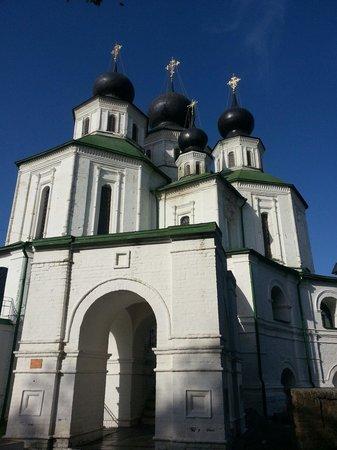 Starocherkasskiy Voyskovoy sobor Voskreseniya Khristova