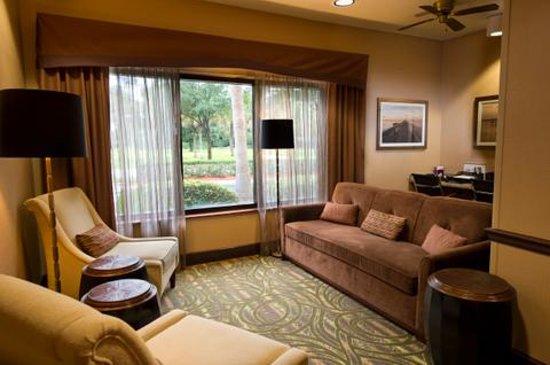Hampton Inn Jacksonville Downtown I-95 : Soft Seating Area