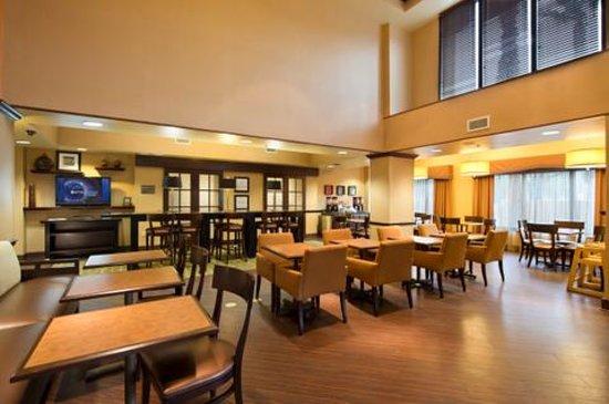 Hampton Inn Jacksonville Downtown I-95 : Lobby