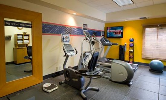 Hampton Inn Jacksonville Downtown I-95 : Fitness