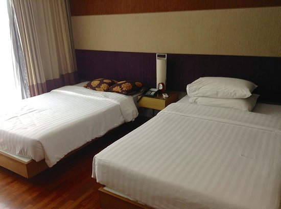 Kantary Hills, Chiang Mai: Twin bedroom