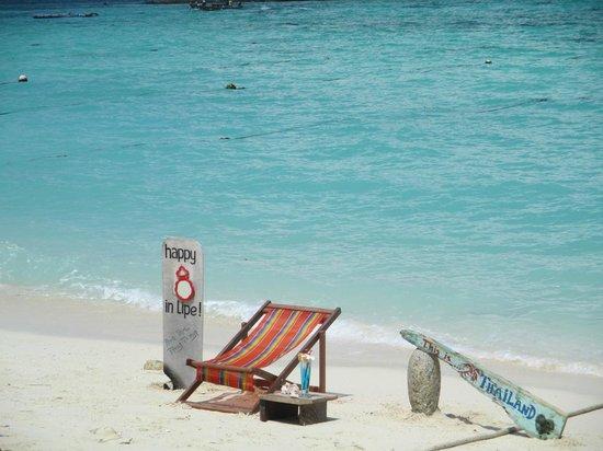 The Box - Lipe Resort: sunrise beach