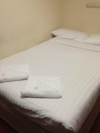 Hotel Olympia: il letto