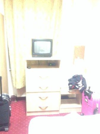 Hotel Olympia: camera