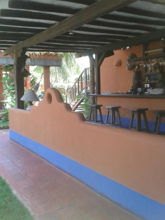 Costa Linda Beach: bar