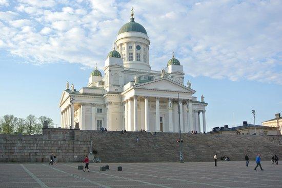 Cathédrale luthérienne d'Helsinki : Helsingin Tuomiokirkko (Cattedrale luterana di Helsinki)