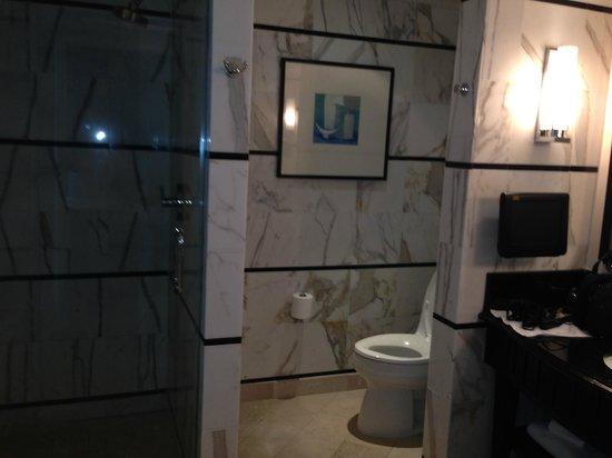 Fontainebleau Miami Beach: Sorrento bathroom