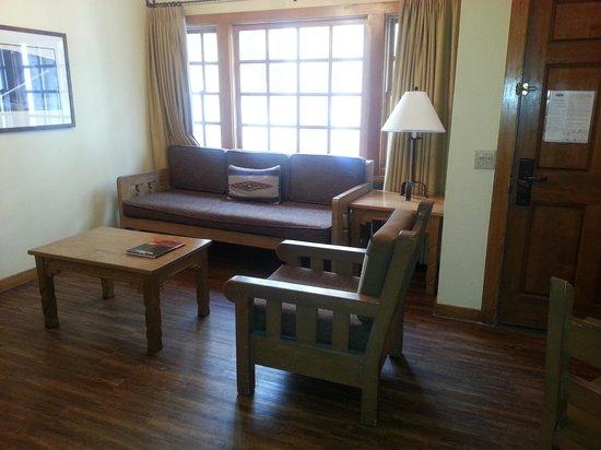 Hotel Chimayo de Santa Fe: Living Area