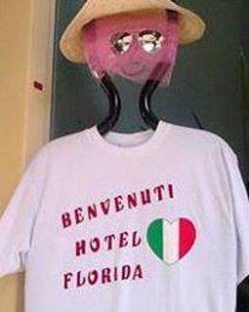 Benevenuti all'hotel Florida
