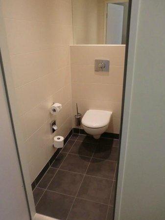 ARCOTEL Onyx: 独立したトイレ