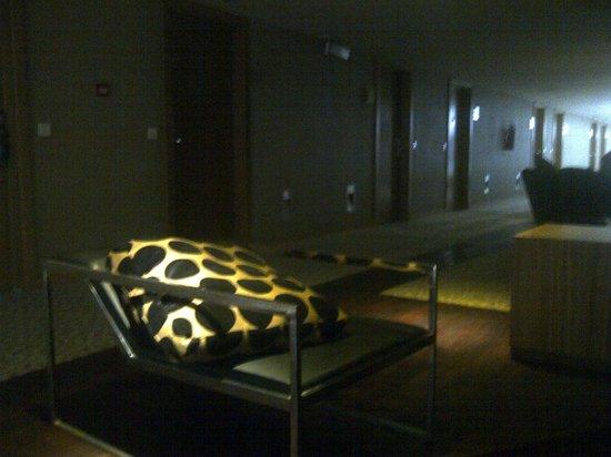 Radisson Blu Hotel, Cairo Heliopolis : LOUNGE.