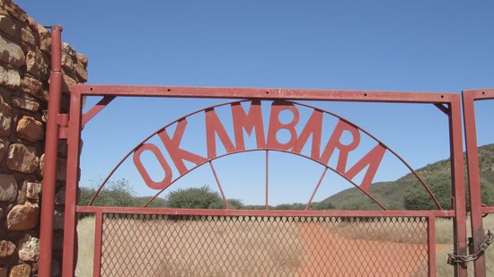 Okambara Elephant Lodge: Okambara-Lodge
