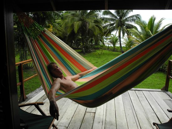 Acajou Hotel: Can't get enough of the hammocks