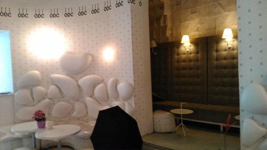 Orlando di Castello : White inside