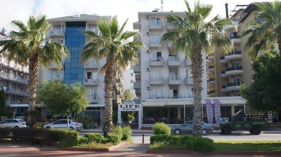 Kleopatra Life: view of hotel
