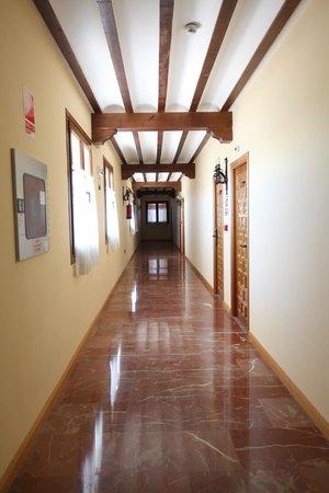 Hotel A Posada : Passillo Habitaciónes