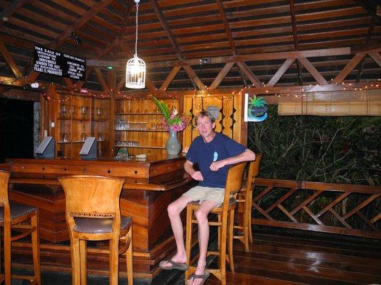 Acajou Hotel: Hotel Bar
