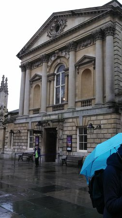 Mayor's Honorary Guides : Bath walking tour